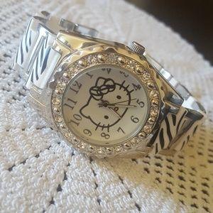 🖤Hello Kitty Watch
